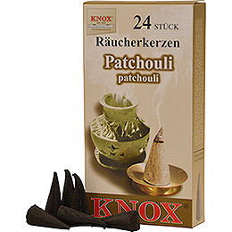 Knox Incense Cones - Patchouli