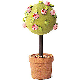Little Rose Tree, Pink - 7,5 cm / 3 inch