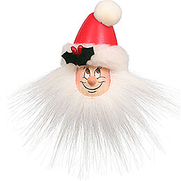Magnetic Pin - Gnome Santa Claus - 9 cm / 3.5 inch