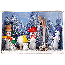Matchbox - A Winter's Fairytale - 4 cm / 1.6 inch