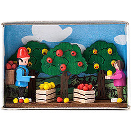 Matchbox - Apple Harvest - 4 cm / 1.6 inch