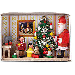 Matchbox - Children's Christmas - 4 cm / 1.6 inch