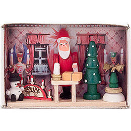 Matchbox - Christmas Room - 4 cm / 1.6 inch