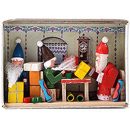 Matchbox - Christmas Surprise - 4 cm / 1.6 inch
