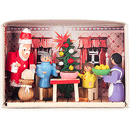 Matchbox - Christmas at Home - 4 cm / 1.6 inch