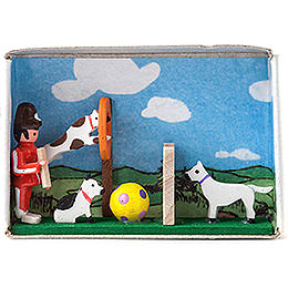 Matchbox - Dog Sports - 4 cm / 1.6 inch