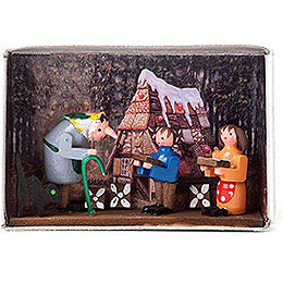 Matchbox - Hansel and Gretel - 4 cm / 1.6 inch