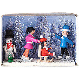 Matchbox - Winter Holidays - 4 cm / 1.6 inch