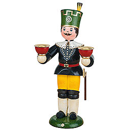 Miner for Candles - 22 cm / 8,7 inch