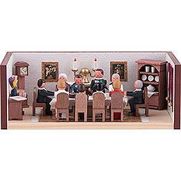 Miniature Room - Birthday Parlor - 4 cm / 1.6 inch