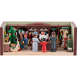 Miniature Room - Toy Shop - 4 cm / 1.6 inch