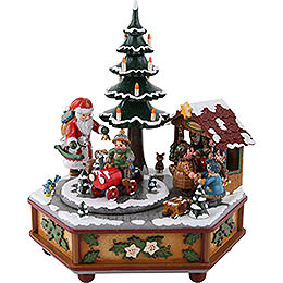 Music Box Christmas - 22 cm / 9 inch
