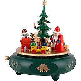Music Box - Christmas Dreams - 17 cm / 6.7 inch