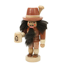 Nutcracker - Bavarian Natural Colors - 10,5 cm / 4 inch