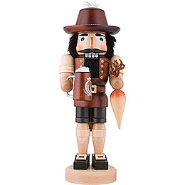 Nutcracker - Bavarian Natural Colors - 37,5 cm / 15 inch