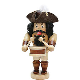 Nutcracker - Drummer Natural - 16,0 cm / 6.3 inch