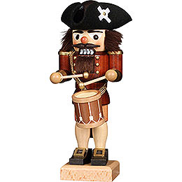 Nutcracker Drummer Natural - 25 cm / 9.8 inch