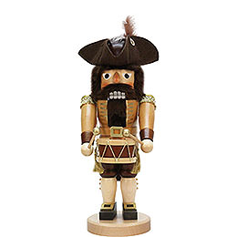 Nutcracker - Drummer Natural - 40 cm / 15.7 inch