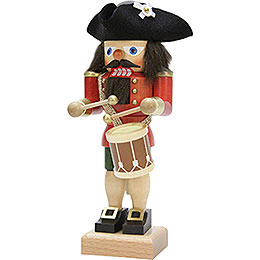 Nutcracker - Drummer Red - 25,0 cm / 9.8 inch
