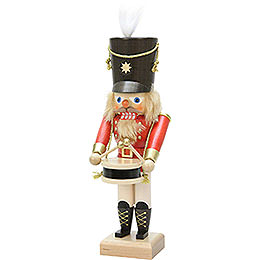 Nutcracker - Drummer Red - 28,5 cm / 11 inch