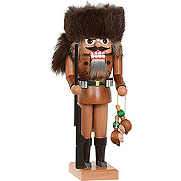 Nutcracker - Duck Hunter - 26 cm / 10.2 inch