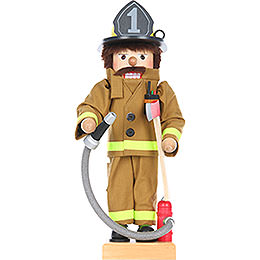 Nutcracker - Fire Fighter - Limited Edition - 48 cm / 19 inch