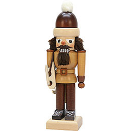 Nutcracker - Ice Skater, Natural - 29 cm / 11.4 inch