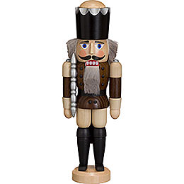Nutcracker - King - Ash - Braun - 29 cm / 11 inch