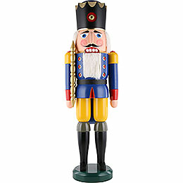 Nutcracker - King Blue - 100 cm / 39 inch