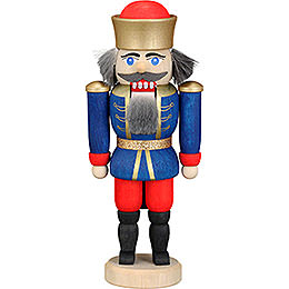 Nutcracker - King Blue - 12 cm / 4.7 inch