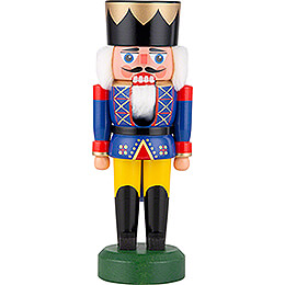 Nutcracker - King Blue - 21,5 cm / 8.5 inch