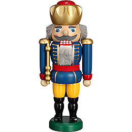 Nutcracker - King Blue - 25 cm / 9.8 inch