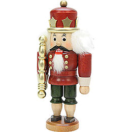 Nutcracker - King Glazed - 17 cm / 7 inch