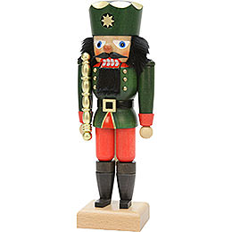 Nutcracker - King Green - 26 cm / 10.2 inch