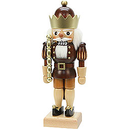 Nutcracker - King Natural Colors/Gold - 26,5 cm / 10 inch