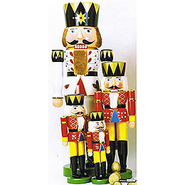 Nutcracker - King Red - 120 cm / 47 inch