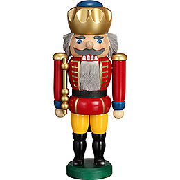 Nutcracker - King Red - 25 cm / 9.8 inch