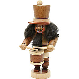 Nutcracker - Mini Drummer Natural Colors - 10,5 cm / 4 inch