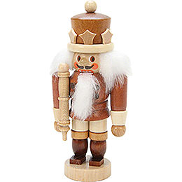 Nutcracker - Mini King Natural Colors - 10,5 cm / 4 inch