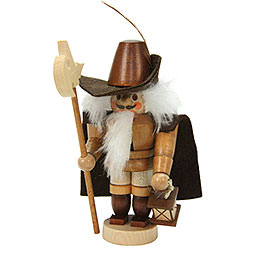 Nutcracker - Mini Nightwatchman Natural Colors - 12,0 cm / 5 inch