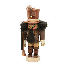 Nutcracker - Mini Soldier Natural Colors - 10,5 cm / 4 inch