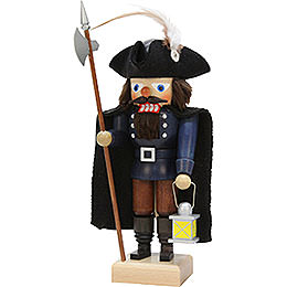 Nutcracker - Nightwatchman Blue - 25 cm / 9.8 inch