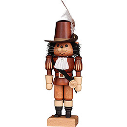 Nutcracker - Puss in Boots Natural - 27,5 cm / 10.8 inch
