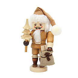 Nutcracker - Santa Claus Natural Colors - 16,0 cm / 6 inch