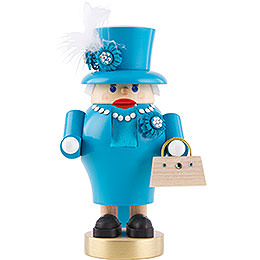 Nutcracker - 'The Queen' - 19 cm / 7.5 inch