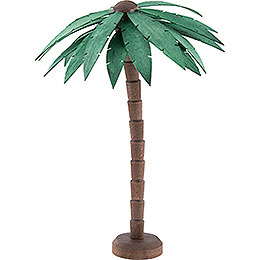 Palm Tree, Stained - 16 cm / 6.3 inch