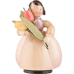Schaarschmidt Flower Child Tulip - 4 cm / 1.6 inch