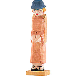 Shepherd standing praying - 7 cm / 2.8 inch