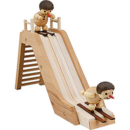 Ski Jump - without Figurines - 16,5 cm / 6.5 inch