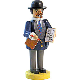 Smoker - Accountant - 22 cm / 8.7 inch